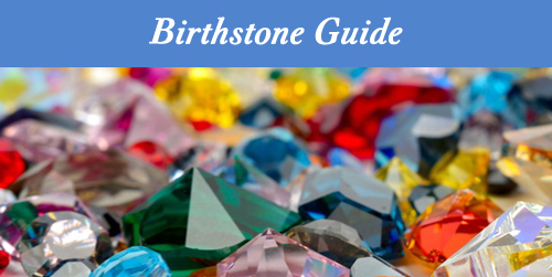 Birthstone Guide at Jewelmasters