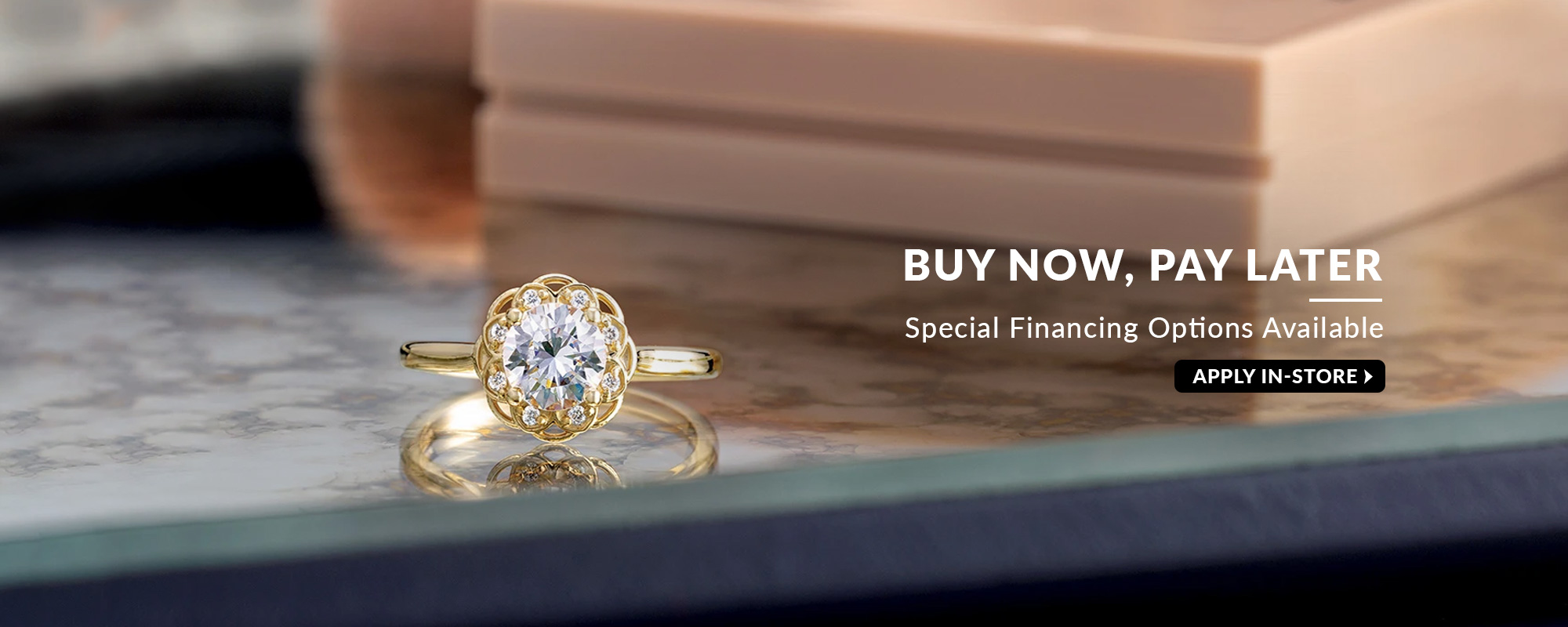 Special Financing Available At Jewel Masters